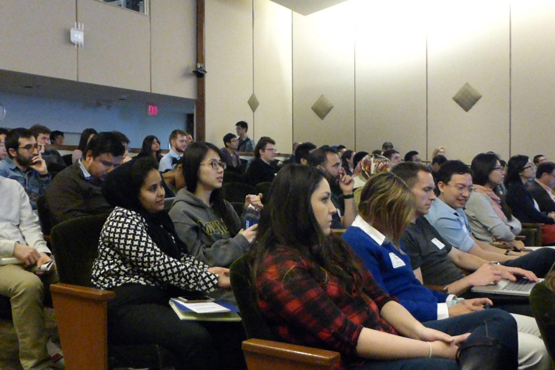 BI Inaugural Symposium